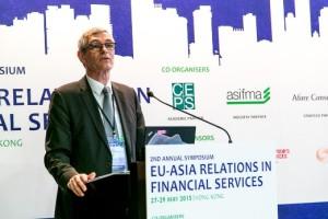 EU-Asia Symposium on Capital Markets Relation