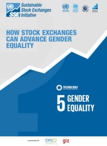 Report: How stock exchanges can advance gender equality