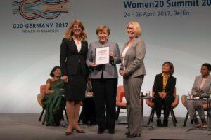 EMSD Supports Women20: Berlin Summit a Highlight