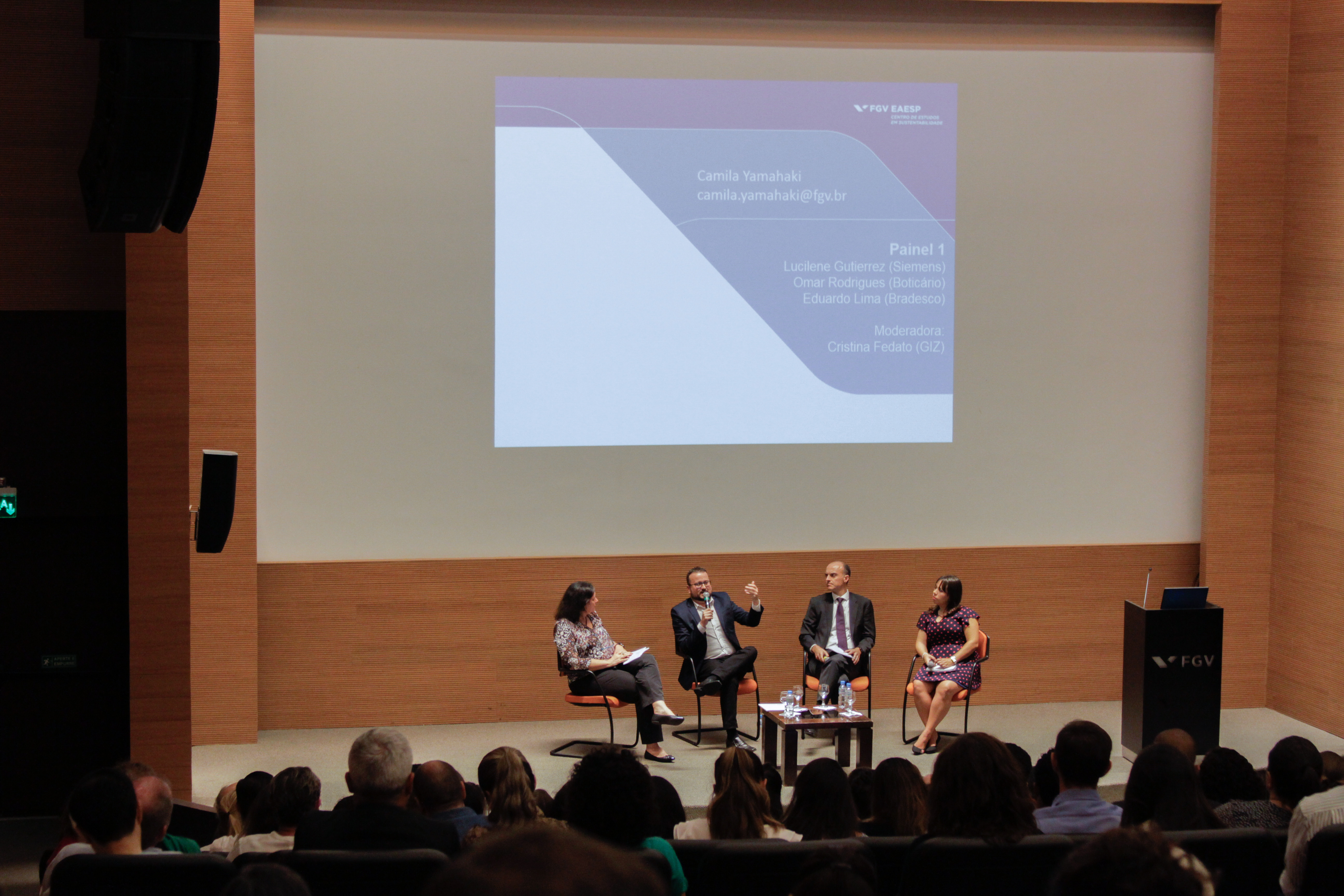 Launch of Sustainability ROI Handbook in Brazil | 2018