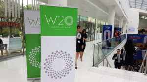 Taking a Gender Perspective: Women20 Participates in OECD Forum | Photo Gallery