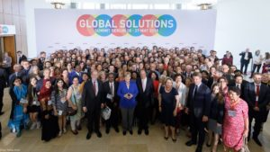 EMSD Contributes as Knowledge Partner to Global Solutions Summit