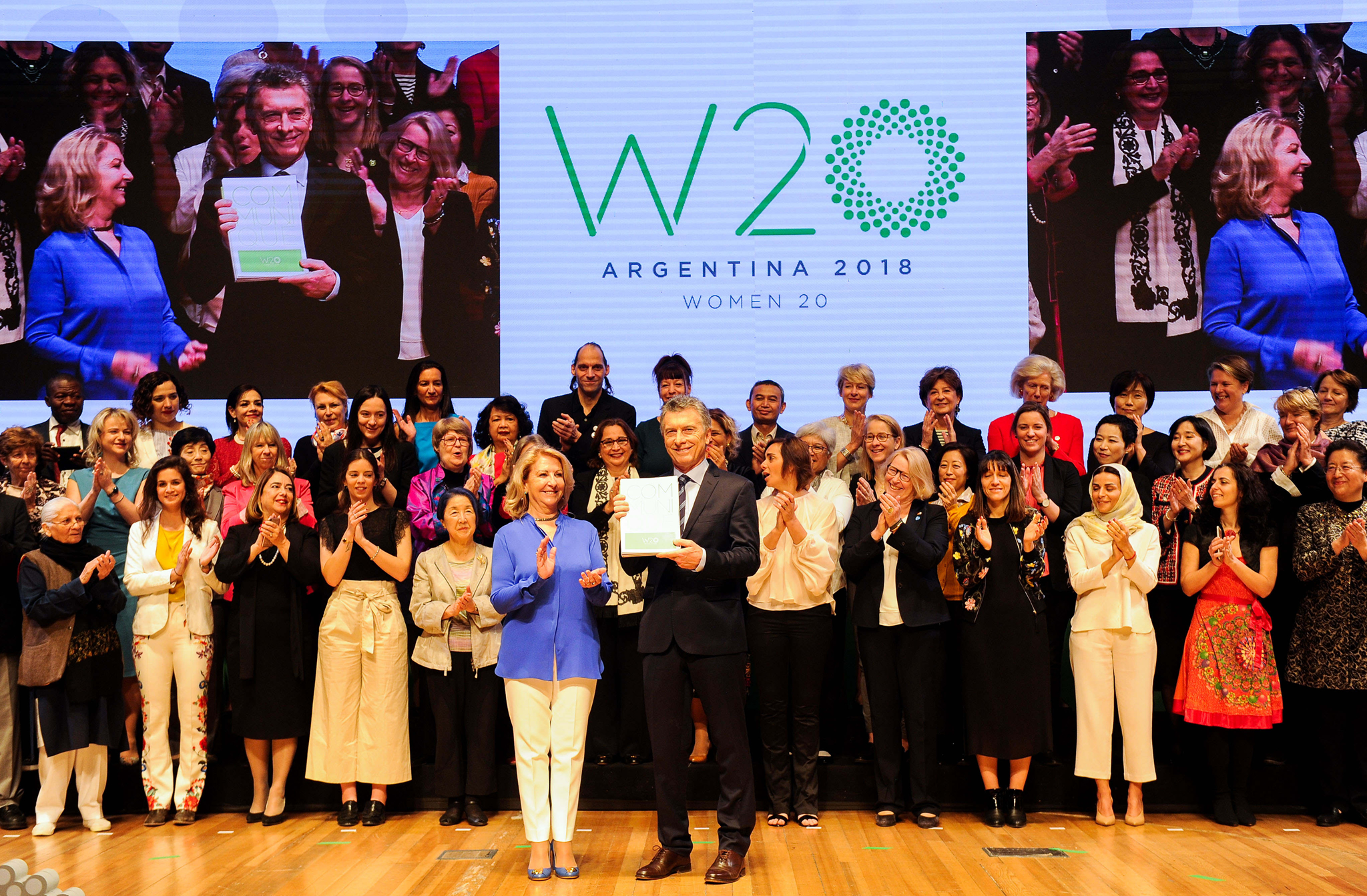Women20 Summit 2018 – Communiqué finalized